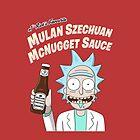 Szechuan Sauce by LgndryPhoenix