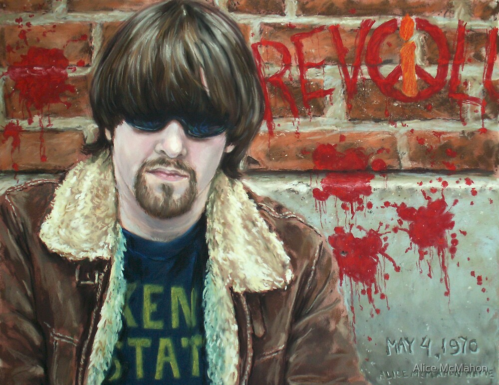 """Revolution"" by Alice McMahon"