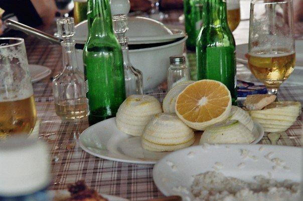 Food in Cuba by Sarah99