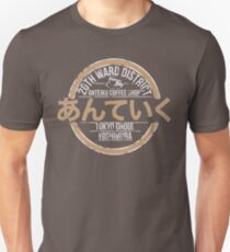 Tokyo ghoul Anteiku Coffee Shop T-Shirt