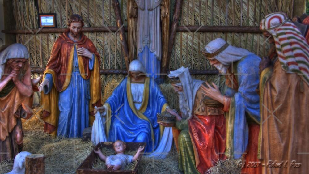 Nativity by photorolandi