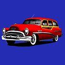 1953 Buick by crimsontideguy