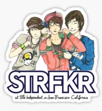 starfucker STFKR kasdani Sticker