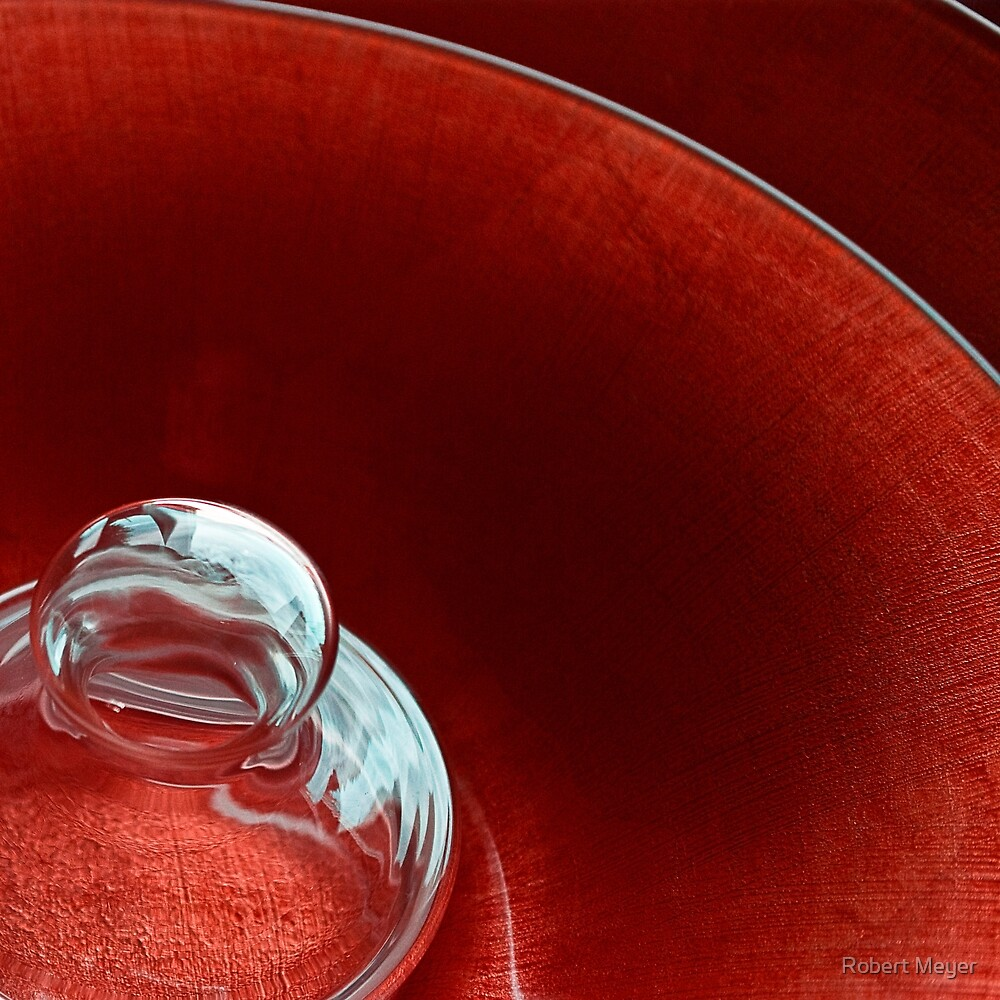 Reflecting on Red by Robert Meyer