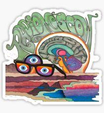 radio moscow Sticker