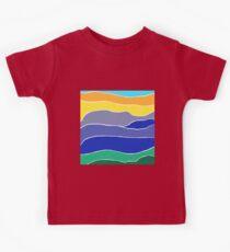 Landscape Stripes Kids Clothes