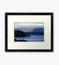 Loch Awe Framed Print