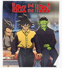 Boyz in the hood Poster