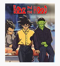 Boyz in the hood Photographic Print