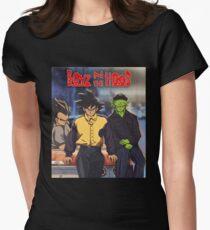 Boyz in der Kapuze Tailliertes T-Shirt