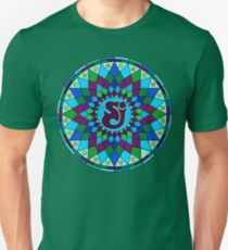 SCI - String Cheese Incident - Star - Geometric Mandala - Psychedelic - Trippy T-Shirt