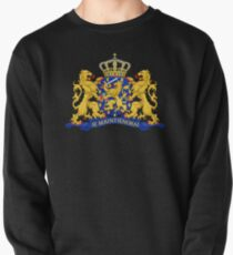 Netherlands Coat of Arms Pullover