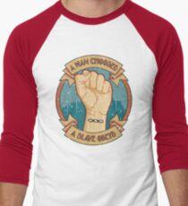 A Slave Obeys Men's Baseball ¾ T-Shirt