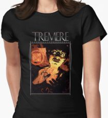 Masquerade Clan: Tremere Revised Womens Fitted T-Shirt