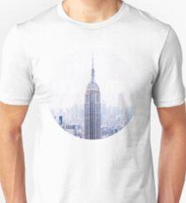 New York City View - Manhattan Cityscape Unisex T-Shirt