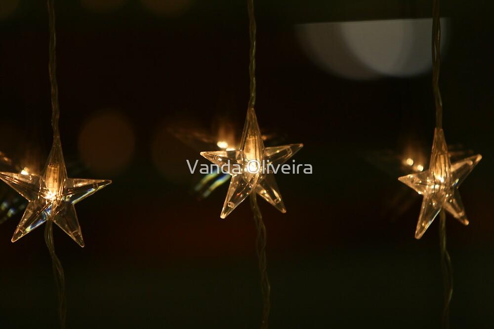 Three Little Stars by Vanda Oliveira