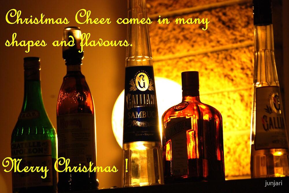 Christmas Cheer by junjari