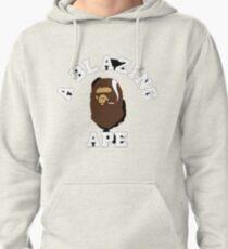 Blazing ape Pullover Hoodie