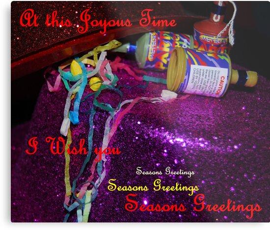 Seasons Greetings 2 by junjari