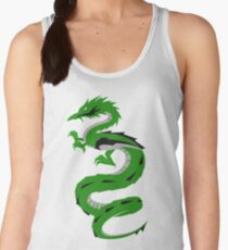 Green Dragon Women's Tank Top