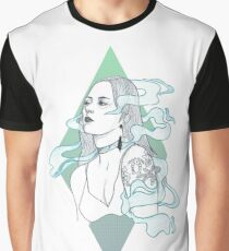 Smoke + Mirrors Graphic T-Shirt