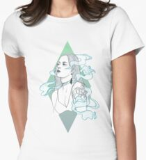 Smoke + Mirrors Womens Fitted T-Shirt