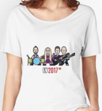Latvia 2017 Women's Relaxed Fit T-Shirt
