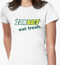 Zombies Eat Fresh T-Shirt