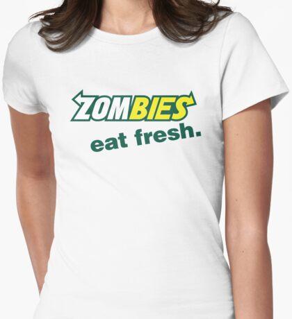 Zombies essen frisch T-Shirt