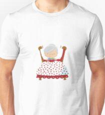 Granny Little Red Riding Hood T-Shirt