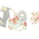rose - she's no wallflower by art4friends