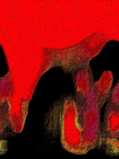 FLOW by Paul Quixote Alleyne