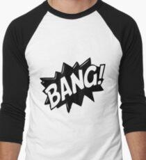 BANG! Men's Baseball ¾ T-Shirt