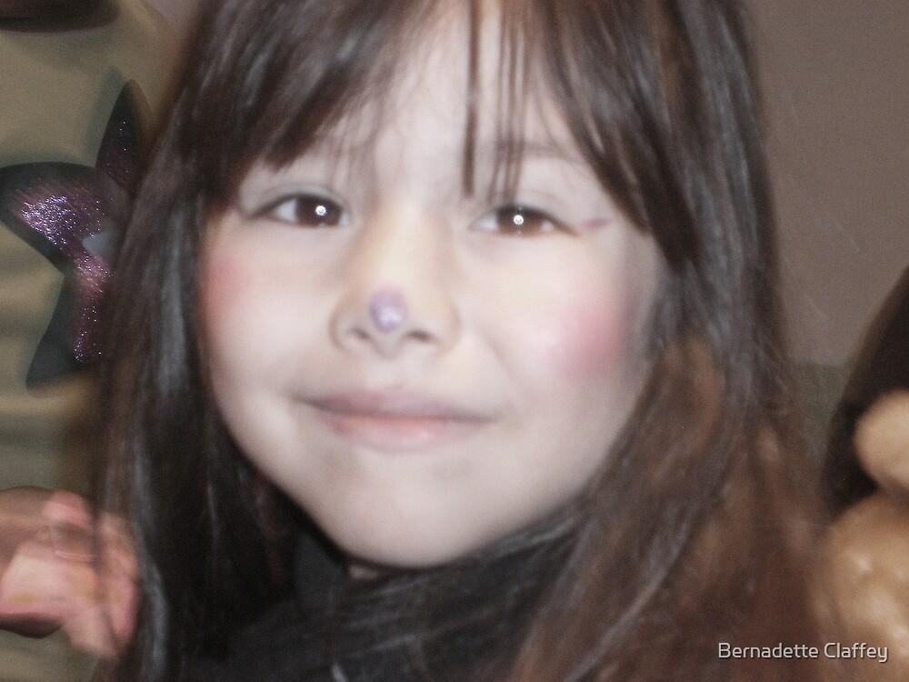 Little Girl by Bernadette Claffey