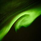 Auroral Abstract by Sheldon Pettit