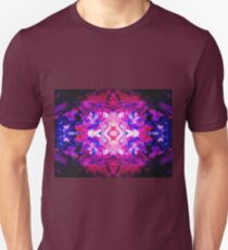 Kaleidoscope Dreams - Abstract Rose ( COLOR REQUESTS WELCOME )  Unisex T-Shirt