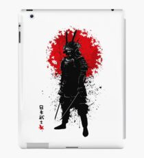Samurai Ink iPad Case/Skin