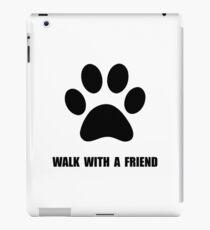 Walk Pet iPad Case/Skin