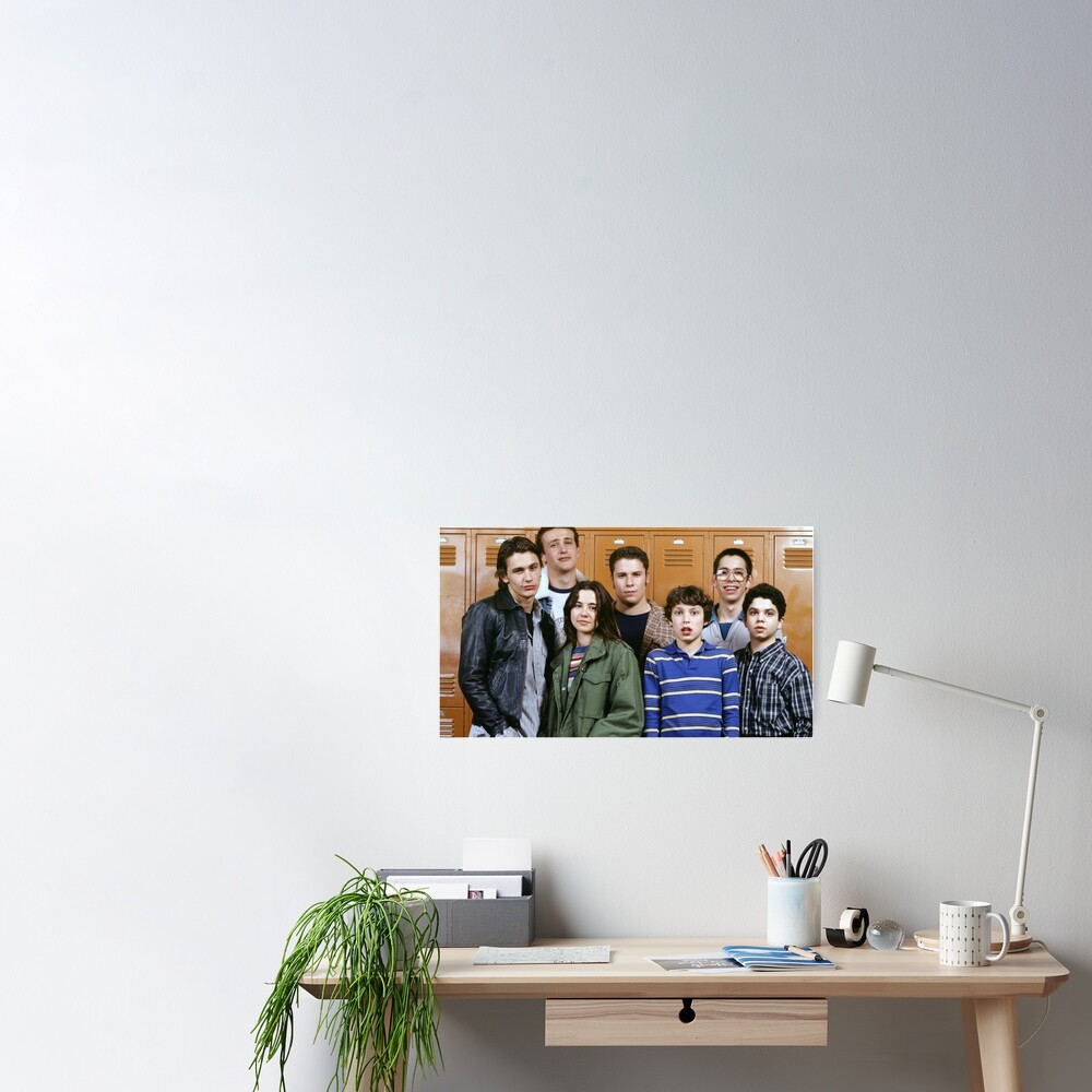Freaks and Geeks poster Poster