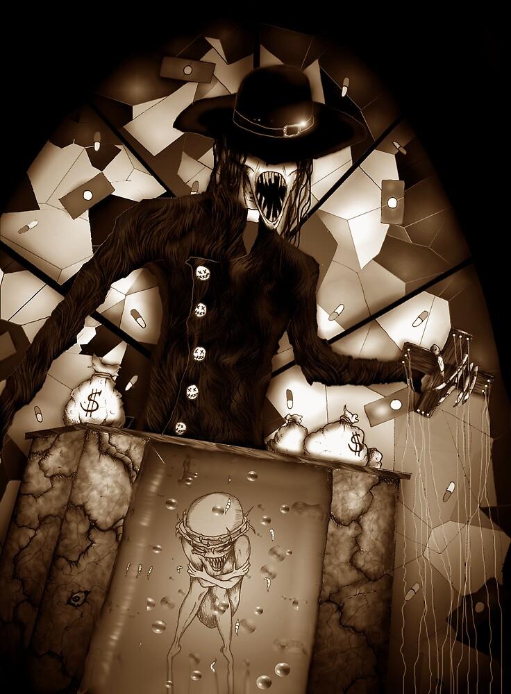 Puppet Master by Cellar Door FX