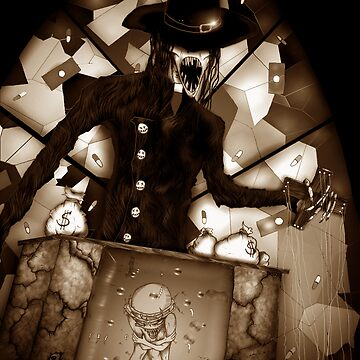 Puppet Master by violentporn