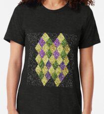 Mardi Gras Tri-blend T-Shirt