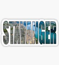 Stavanger Sticker