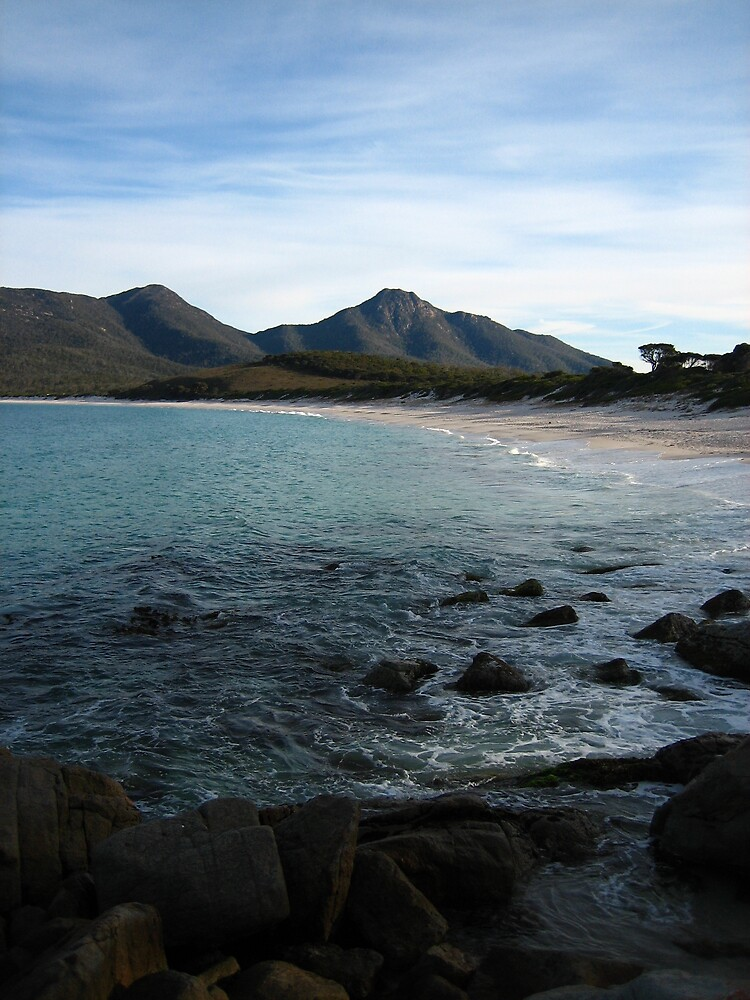 Wineglass Bay 2 by LoopGoose