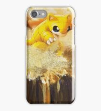 Sandshrew repaint iPhone Case/Skin
