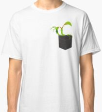 Bowtruckle in the pocket - remastered Classic T-Shirt