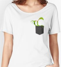 Bowtruckle in the pocket - remastered Women's Relaxed Fit T-Shirt