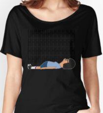 """Tina Belcher """"Uhhh"""" Women's Relaxed Fit T-Shirt"""