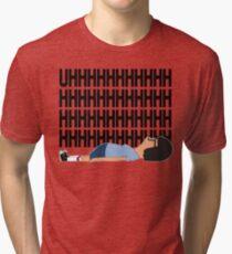 "Tina Belcher ""Uhhh"" Tri-blend T-Shirt"