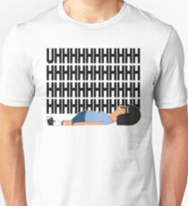 "Tina Belcher ""Uhhh"" Unisex T-Shirt"